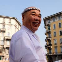Italy's first sushi chef on risk, reward and personal sacrifice