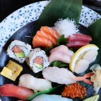 Straight from the source: Shiro buys the fish for his sushi restaurants at Milan's fish market, the largest in Italy. | LANCE HENDERSTEIN