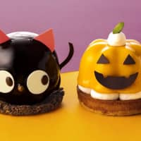 Gin no Budo's Halloween lineup: Festive options for chocolate lovers