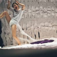A dark reminder: Playwright Satoko Ichihara's work 'The Question of Faeries' is a response to the Sagamihara massacre of 2016 that left 19 people with disabilities dead. | MIZUKI SATO