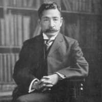 Unquestionable talent: Natsume Soseki is considered by many to be Japan's greatest literary figure.