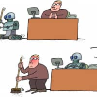 What jobs will be lost to AI and robotics?