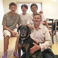 A thing of beauty: Doberman mix Aero finds a home in Chiba