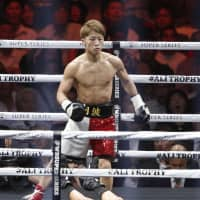 Naoya Inoue wins effortlessly with first-round knockout against Juan Carlos Payano