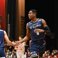 B-Corsairs rookie forward Amanze Egekeze showing potential early in pro career