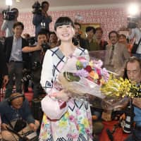 Retired 'Ai-chan' leaves table tennis in good hands
