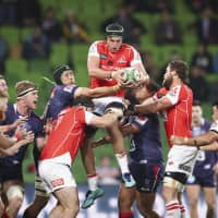 New coach Tony Brown to make national team members prove worth for Sunwolves