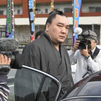 Five percent of sumo wrestlers suffered physical abuse over past year according to investigation