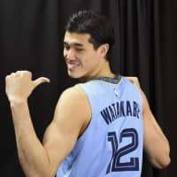 Grizzlies rookie Yuta Watanabe makes opening-night roster