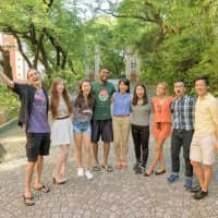 Keio University's diverse programs and environment have promoted global education. | KEIO UNIVERSITY