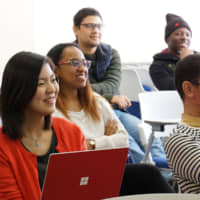 Master's programs with an international edge