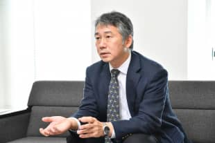 Toshiya Aramaki, dean of the Faculty of Global and Regional Studies at Toyo University