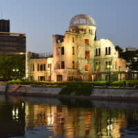 Half of the tourists to Hiroshima interested in the city's recent history rarely venture beyond the Atomic Bomb Dome, but the Hiroshima Peace Tourism project hopes to change that. | SATOKO KAWASAKI