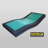 Geltron single 15cm mattress