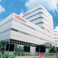 The Mitutoyo Building located on Kallang Avenue was built in 1992 and is one of few freehold buildings in Singapore fully-owned by a Japanese company. | MITUTOYO