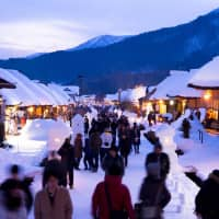 Excellence Prize '-Ouchi-juku Snow Festival-'