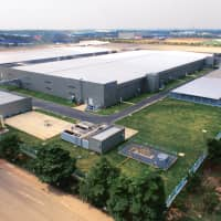 YKK's 40,000 square-meter factory located in Vietnam's Dong Nai province.