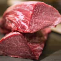 Japanese wagyu is known for its soft, fatty and marbled meat. | BLOOMBERG