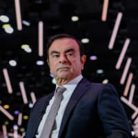 Carlos Ghosn | BLOOMBERG