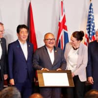 Outflanking China, U.S. allies — including Japan — pledge to provide electricity to Papua New Guinea