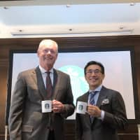 Starbucks to speed up digital services roll-out, CEO says during visit to Japan