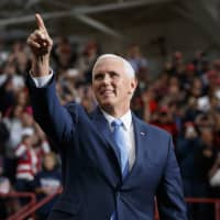 Pence subs for Trump at summits with skeptical Asian nations