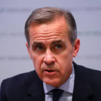 Bank of England chief goes further than U.K. government in gloomy Brexit analysis