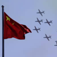 Top military officer confirms Chinese Air Force plan to 'extend reach into space'