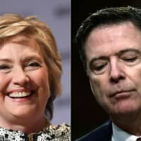 Trump wanted to order Justice Department to prosecute foes Hillary Clinton, James Comey: New York Times