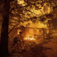 'Mega-fires' are the new normal in California