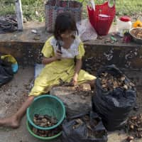 U.N. agencies' report says hundreds of millions of adults, children in Asia's booming cities are undernourished