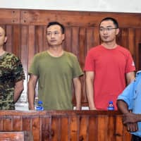 Kenya charges three Chinese railway workers with bribery amid ticket scam