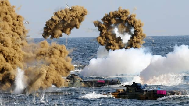South Korea-U.S. military drills violate Sept. 19 agreement: North Korea media