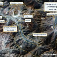 North Korean missile bases housing weapons capable of striking much of Japan still up and running, think tank says