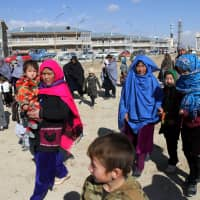 Thousands of Shiites flee as Taliban attack Afghanistan's 'safe' districts