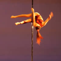 With popularity growing in Japan, pole dancing sheds seedy image to climb to new heights