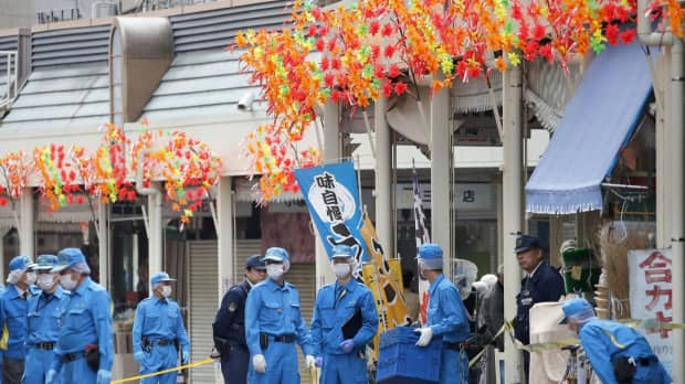 Arrest made in Yokohama street stabbing