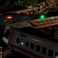 Japanese manufacturer Nippon Sharyo to fix problem blamed in deadly train crash in Taiwan