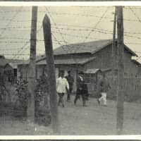 The German and Austro-Hungarian prisoner-of-war camp in Bando, Tokushima Prefecture. | COURTESY OF THE GERMAN INSTITUTE FOR JAPANESE STUDIES