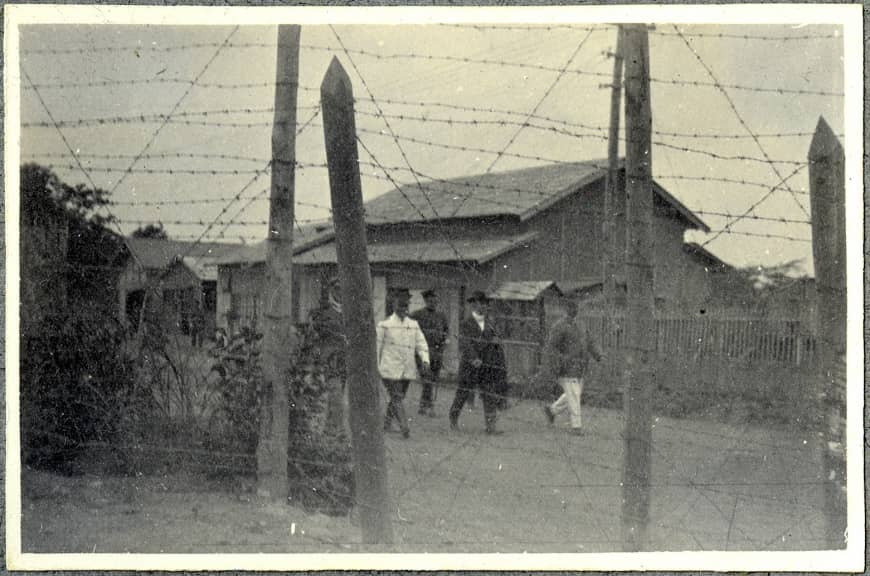 The German and Austro-Hungarian prisoner-of-war camp in Bando, Tokushima Prefecture.