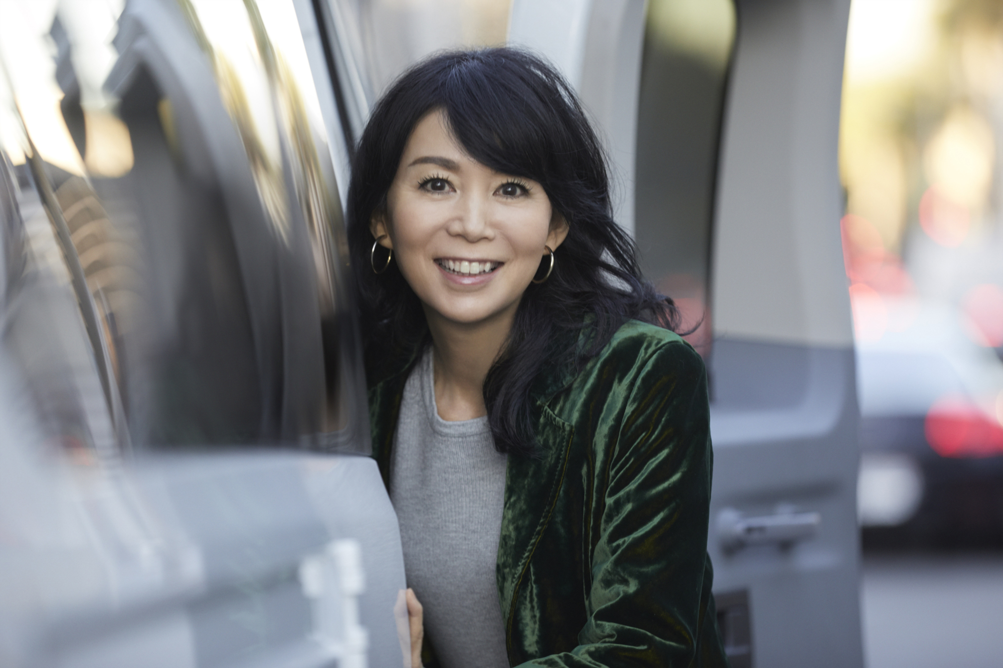 Singer-songwriter Mariya Takeuchi is genuinely interested in hearing about what fans think of her music. | COURTESY OF WARNER MUSIC JAPAN