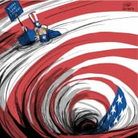 Midterm campaigns skirted the hard issues