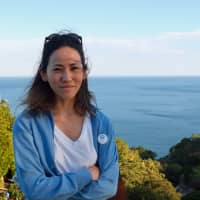 There and back again: Although Motomi Morii is based in New York, she makes frequent visits to Japan. | KATHERINE WHATLEY