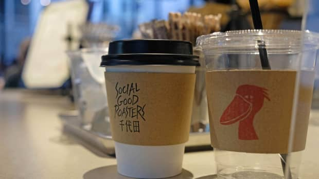 Social Good Roasters: Balancing coffee and community