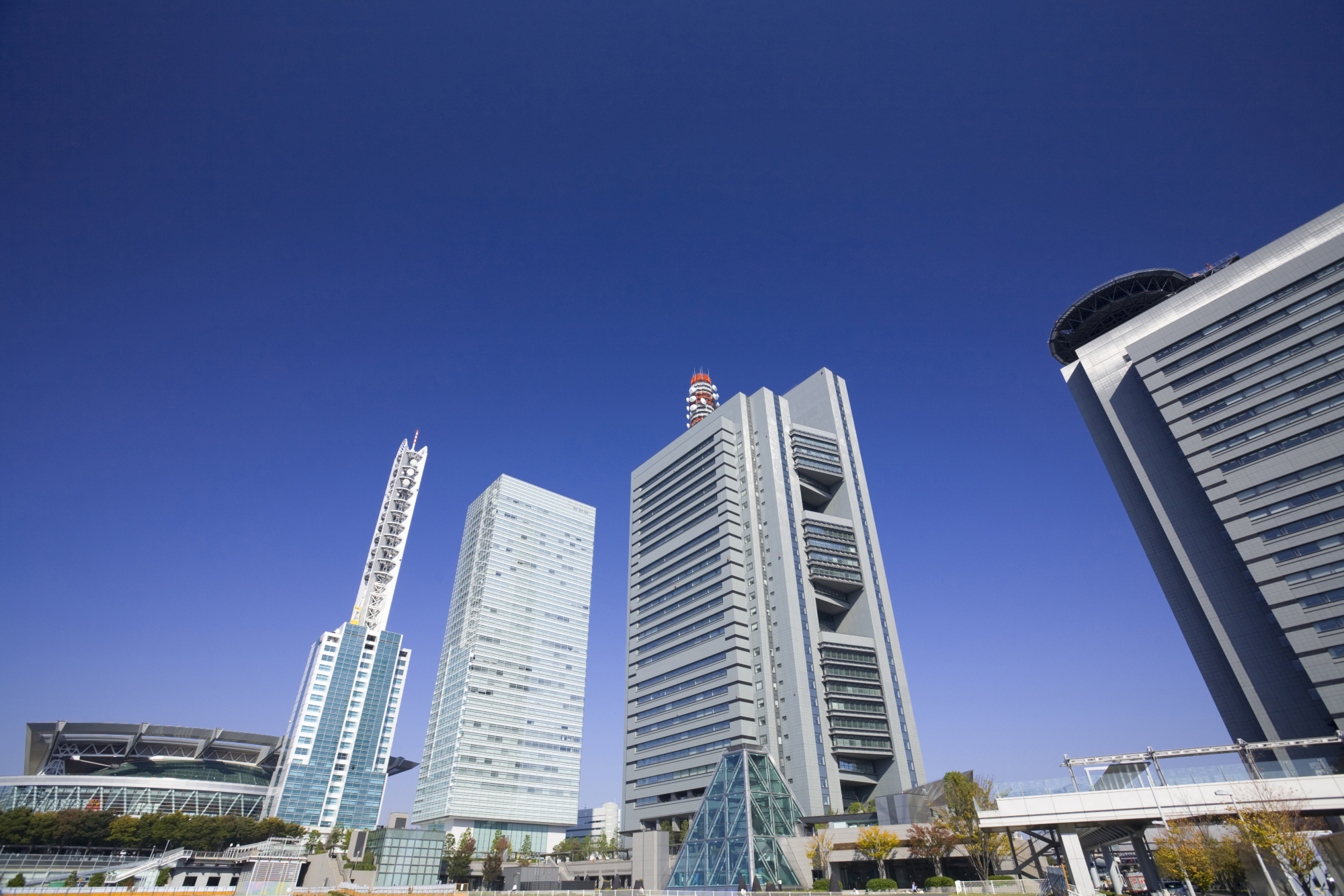 Urban attraction: Saitama New Urban Center is a business district in Chuo Ward, Saitama. | GETTY IMAGES