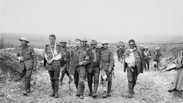 Three reasons to fear another 'Great War' today