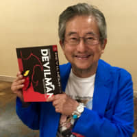 Better the devil: Go Nagai with the new English-language translation of his 'Devilman' manga, originally published in 1972 and now a Netflix anime series. | ROLAND KELTS