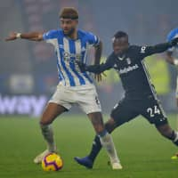 Huddersfield edges Fulham for first Premier League victory of season