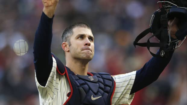 Retiring Twins standout Joe Mauer leaves impressive legacy as iconic catcher