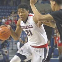 Gonzaga junior Rui Hachimura on Monday was named West Coast Conference Player of the Week for the second time in three weeks this season. | AP